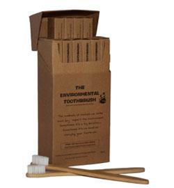 Spazzolini ecologici Environmental Toothbrush