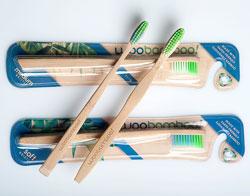 Spazzolini ecologici Woobamboo
