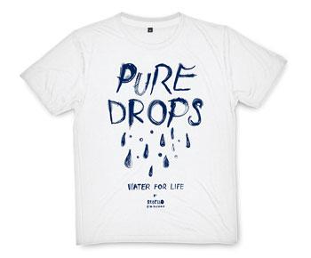 RE-BELLO t-shirt puredrops