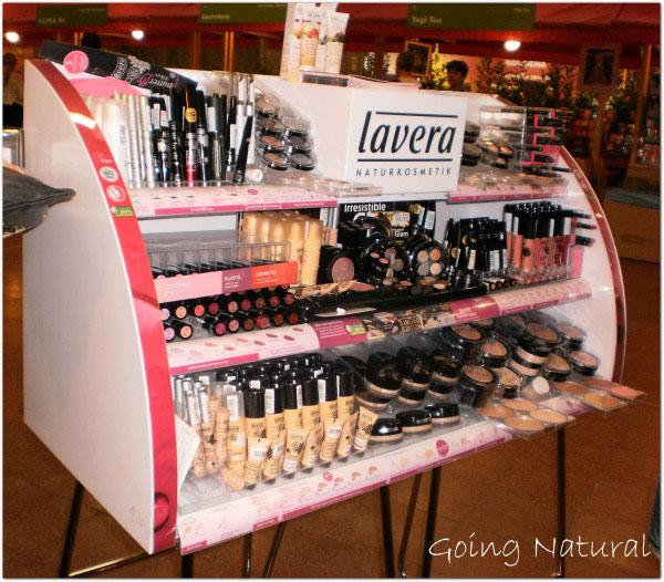 Sana 2014 novità Lavera makeup