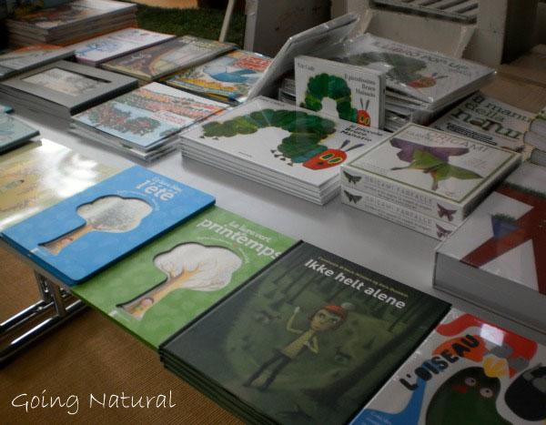 Sana 2014 esposizione Libri&Semi