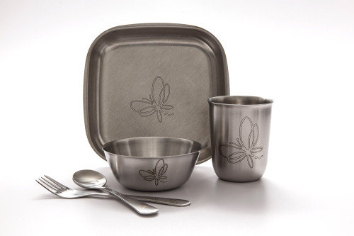 Set pappa ecologici - Untangled Living Anyware