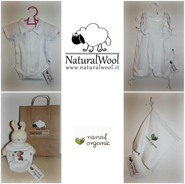 Prodotti Nanaf Organic da Natural Wool